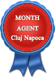 Agent of the month Cluj Napoca